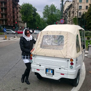 Noleggiare Ape a Torino