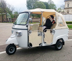 auto per matrimoni a Torino